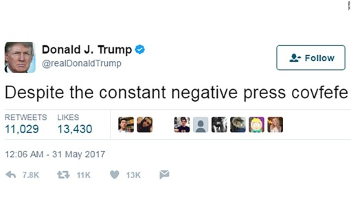 170531121403-trump-covfefe-tweet-screengrab-super-169